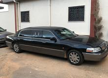 120,000 - 129,999 km mileage Lincoln Town Car for sale