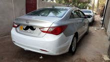 Silver Hyundai Sonata 2011 for sale