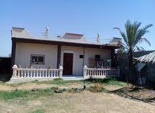 منزل صغير وجميل مسقوفة 125 متر علي أرض مساحتها 830 متر في وادي الربيع منظقة القي