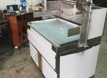 صناعة الثلاجات وتجهيز معدات المطاعم والحلويات واعمال الستانلس ستيل