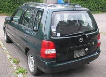 مازدا ديمو 2001 ماشية 185 الف مكيفة كيف واصلة من سويسرا السيارة بسم الله مشاء ال