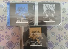 Final Fantasy XIV Original Soundtracks (Blu-Ray)