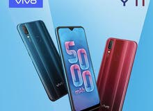 vivo y11 with battery 5000