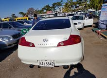 For sale 2006 White G35