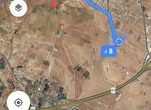 للبيع ارض 3.5 دونم في قريه سالم