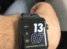 Apple Watch 3 GPS Nike+ edition 42 mm WR50M
