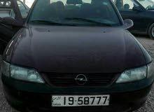 Manual Maroon Opel 1996 for sale