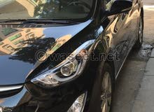 سيارة الينترا 2016 للايجار بدون سائق للمدد فقط والشركات