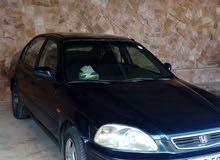 Manual Blue Honda 1998 for sale