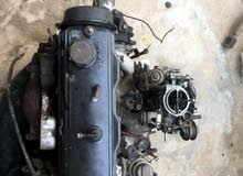 محرك تيوتا تيرسل 1.3     Toyota Tercel engine 1.3