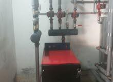 تصليح وصيانة جميع البويلرات التدفئة صيانه عامة عمان