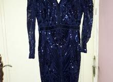 فستان سواريه مقاس 65