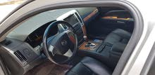 Silver Cadillac STS 2008 for sale