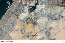 اراضى سكنية فى ند الشبا 1 مواقع مميزة ! خلف فندق ميدان بالتقسيط وبدون عمولة