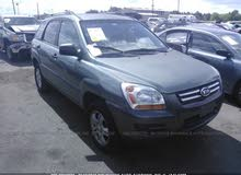 For sale 2006 Green Sportage