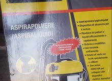 مكنسة كهربائية 30 لتر ايطالي  المنشأ   المواصفات