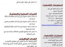 معلم مشويات مصري