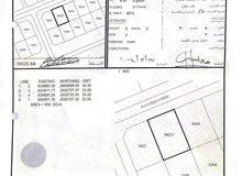 مباشر من المالك.... للبيع ارض سكنية في بوشر العوابي مربع الضباط