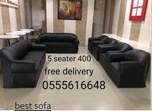 طقم أريكة بتصميم حديث للبيع   brand new sofa set for sale in vary low price
