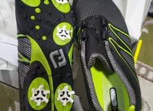حذاء رياضي ماركة غنية عن التعريف جديد FJ (FootJoy)
