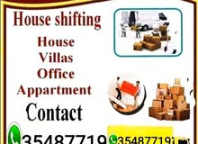 professional movers packers service house office store shop Villa shifting