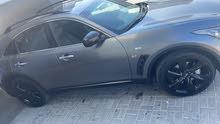 سيارة انفينتي q70xs موديل 2015