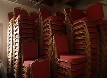 عدد 180 كرسي جديد
