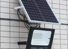 كاشف طاقة شمسية بقوة