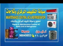 air condition maintenance service gas  all maintenece