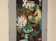 All new Xmen cover print