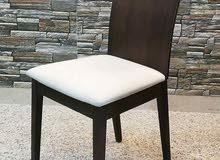 كرسي خشب زان