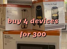4 devices for 300