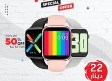 الساعة الرائعة والمميزة G500 و النسخة الشبيهة لساعة أبل