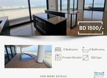 Premier Penthouse For Lease in Dilmunia