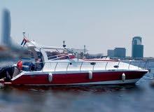 مطلوب قارب 40 الى 60 قدم يكون في غرفة وحمام، بمحرك او بدون محرك،