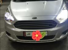 Ford Figo Silver 2016 Model