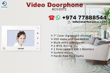 Video Doorphone(KCV-D372)