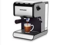 آله صنع القهوة المتخصصة للرسم في القهوة