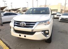 Toyota Fortuner GXR 2017 White