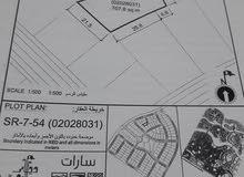 أرض للبيع من المالك  فى ديار المحرق البحرين