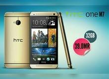 السعر الخرافي HTC ONE M7 ذاكرة 32 اصلي صنع تايون مع ضمان