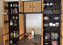 خزانة مطبخ بلاستك