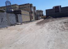 قطعة ارض للبيع في شط العرب الجزيرة الثالثة المساحة 400م على شارع العام
