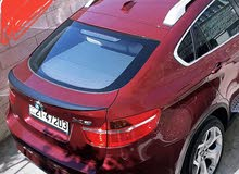 BMW X6 2008 For sale - Maroon color