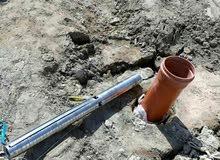 الحفر آبار مياه رق كهرباء