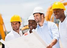 مطلووب فورا مهندسيين طرق لعمل بكبري الشركات في السعودية