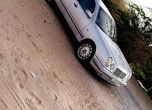 Silver Mercedes Benz E 200 1996 for sale