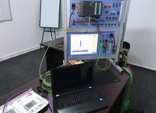 دورات في مجال التحكم الآلي PLC HMI Drives