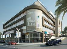 للايجار بنفس مبنى كارفور اكسبرس الجديد يتوفر اسواق ومحلات تجارية ومساحات اعلانية