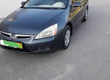 Honda Accord 2007 For sale - Grey color